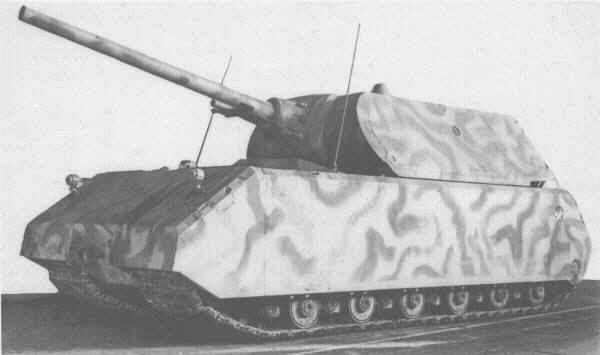 Nejtěžší tank druhé světové války. do dnešních dnů