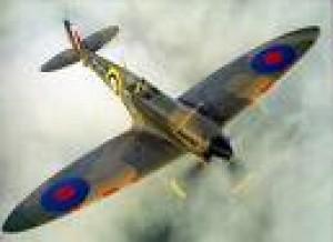 Obrázok č. 2: Supermarine Spitfire